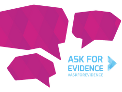 Ask for Evidence lesson plan (2017 update)