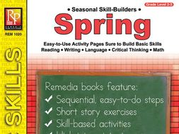 Spring Seasonal Skill-Builder for All Subjects