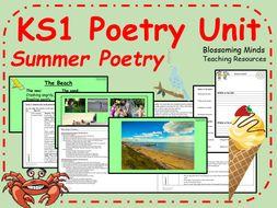 KS1 Summer Poetry Unit