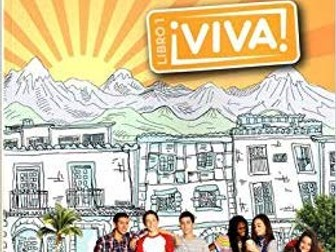 Year 7 Spanish - Whole Lesson - Week 6 - Lesson 1 - Viva 1 - Module 2 - Mi Tiempo Libre - Free Time