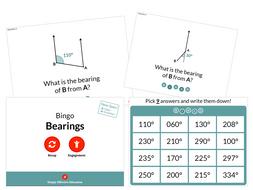 Bearings (Bingo)