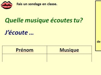 Studio 2 M3 Talking about music preferences Vert Lesson 3