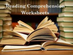 Reading Comprehension Worksheets for ESL learners x 10  (higher intermediate to advanced level) - SAVE 75%