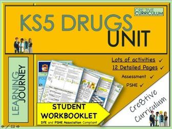 Drugs Education KS5 Work Book