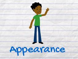 """""""Describe Your Appearance in English"""" Resource Pack for Teachers"""