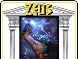 Ancient Greek God Top Trump Cards