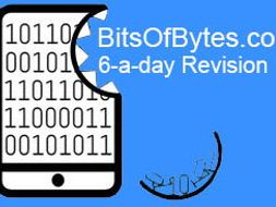GCSE / IGCSE Computer Science 6 A Day Revision Questions (14 Days)