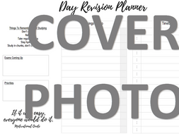 Daily Exam Revision Planner!
