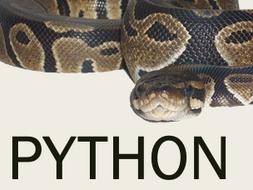 Lesson 1: Python Calculator and Printing