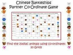 Chinese New Year Themed Battleships Game