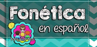 Spanish Phonics Super Bundle # 3: Sets 13-18