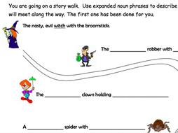 "Expanded Nouns Literacy Worksheet With Images   Apple For The moreover Writing Booster   Expanded Noun Phrases   Description   Narrative by besides Noun Phrase Worksheets together with Quiz   Worksheet   Noun Phrases   Study additionally Verb Phrase Practice Worksheets Identifying Nouns Adjectives Verbs moreover Noun phrases besides  furthermore Expanding sentences   noun phrases  adverbs and adjectives as well Grammar Year 6 Worksheets   English   KS2   Melloo as well Expanded Noun phrases   homework sheet further KS2    plex sentences   Teachit Primary likewise Anchor chart for noun phrases   Noun phrases   Teaching nouns moreover Expanded Noun Phrases Worksheet   Story Walk by nayanmaya   Teaching also KS2  PLETE   Expanded noun phrases likewise Run  The fire is  ing "" as well By billupsforcongress Noun Phrases Year 2. on expanded noun phrases worksheet ks2"