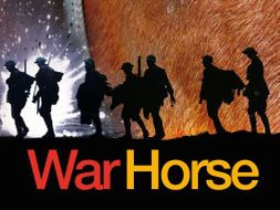 War Horse - anachronims and historical research lesson (Year 6)