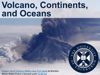 Volcano, Continents, and Oceans (Interdisciplinary Learning)