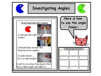 Angles KS2