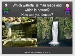 MATERIALS (NATURAL OR MAN MADE)