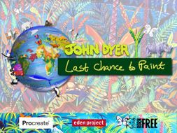 Last Chance to Paint. Chapter 1: Spirit of the Rainforest (Amazon)