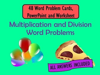 Area Worksheets 7th Grade Excel Multiplication And Division Word Problems By Fullshelf  Teaching  Curve Sketching Calculus Worksheet Excel with Punctuation Marks Worksheet Excel Multiplication And Division Word Problems By Fullshelf  Teaching Resources   Tes Heat Of Formation Worksheet Excel
