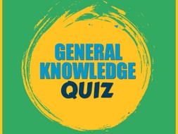 General knowledge Quiz Ppt Free download