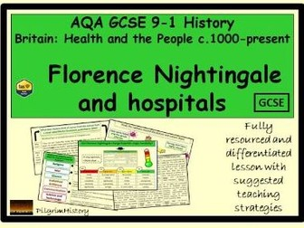 Florence Nightingale and hospitals