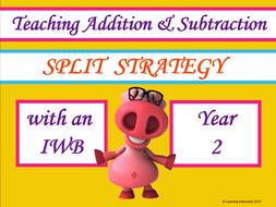 Split Strategy Year 2