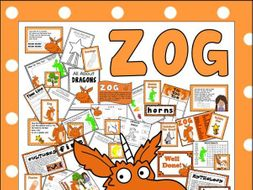 ZOG STORY TEACHING and DISPLAY RESOURCES