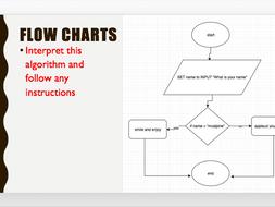 [GCSE + IGCSE] Introduction to Algorithms (Problem Solving)