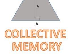Exam Formulae Collective Memory