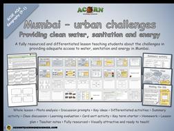 Unit-2---Section-A---011---Mumbai-challenges---providing-amenities---AcornTeachingResources.pptx