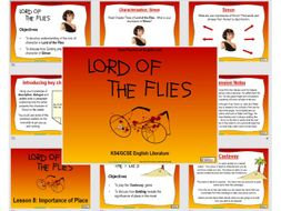 Lord of the Flies - Unit of Work