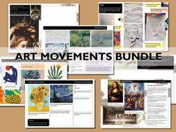 Art Movements Bundle