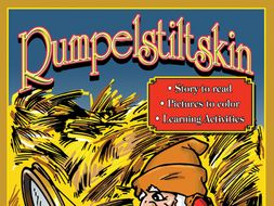 Rumpelstiltskin: Read & Color
