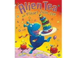 2 WEEKS OF PLANNING  AND RESOURCES - Alien Tea on Planet Zum Zee - Year 1