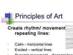 Principles of Art