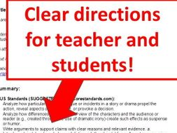Sharing Student Writing Critique Group Sheet English
