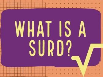 Video: What Is A Surd        Understanding Surds
