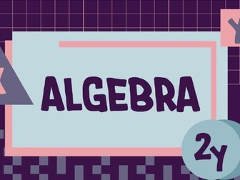 Why Do We Use Letters In Algebra
