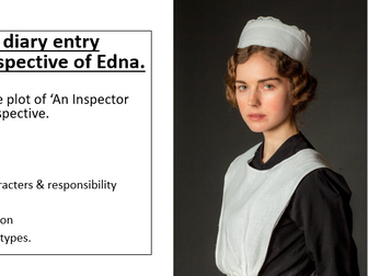 An Inspector Calls: Capitalism and Socialism and Edna