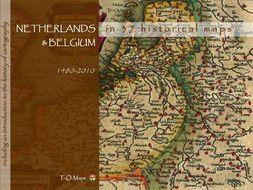 Historical e-atlas Netherlands and Belgium