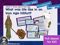Iron Age Hillforts (Lesson for KS2)