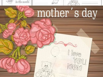 Mother´s day postcards
