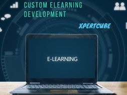 Implementing of an eLearning portal