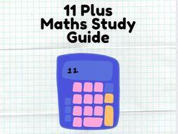 11 Plus Maths Study Guide