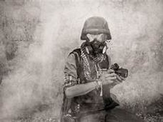 War Photographer Comparison- the effects of war and conflict