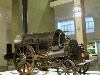 6 - Industrial Revolution - Robert Stephenson