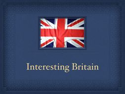 Interesting facts about Britain
