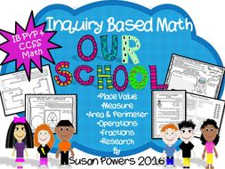 Inquiry Based Math Project Measure and Geometry