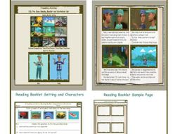 Friendship Activities Reading Booklet and Worksheet