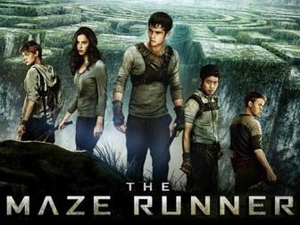 Maze Runner language analysis