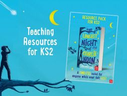 The Longest Night of Charlie Noon KS2 Resources